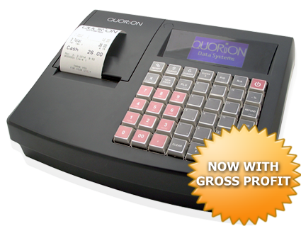 QMP 18 - low cost cash register
