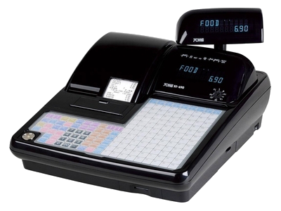 SX690 - cash register