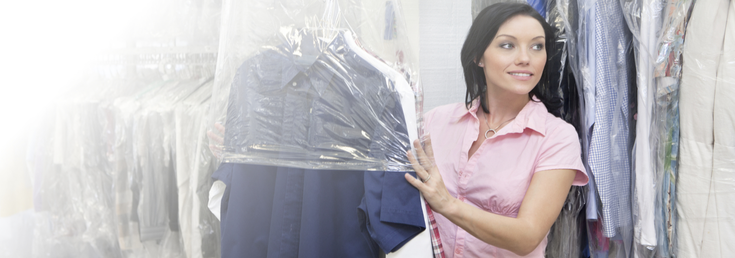 POS systems for dry cleaners