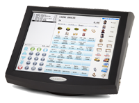 Retail pos qtouch15