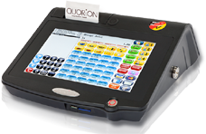 Small all-in-one POS restuarants