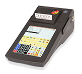 Small all-in-one POS for dry cleaners